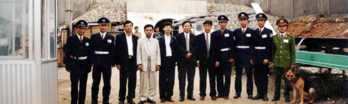 Công ty Bảo vệ Thăng Long 1