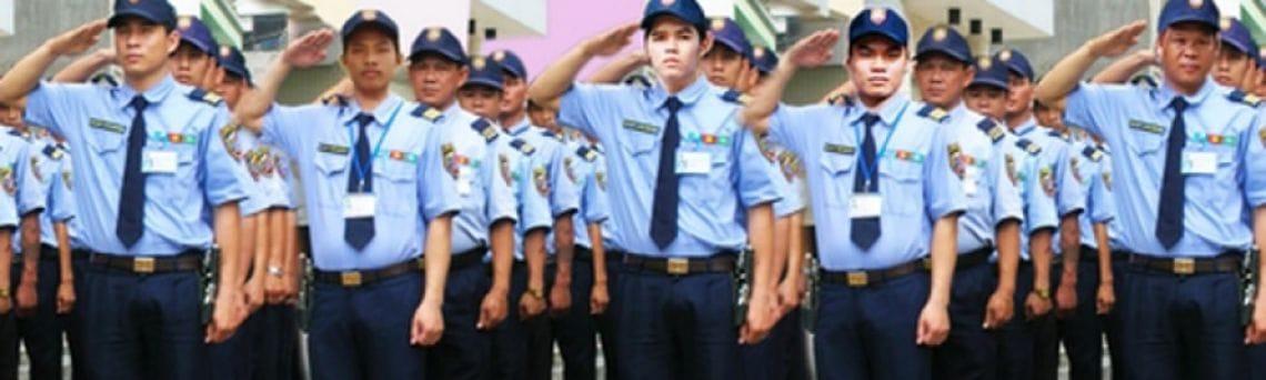 Công ty Bảo vệ Thăng Long 10