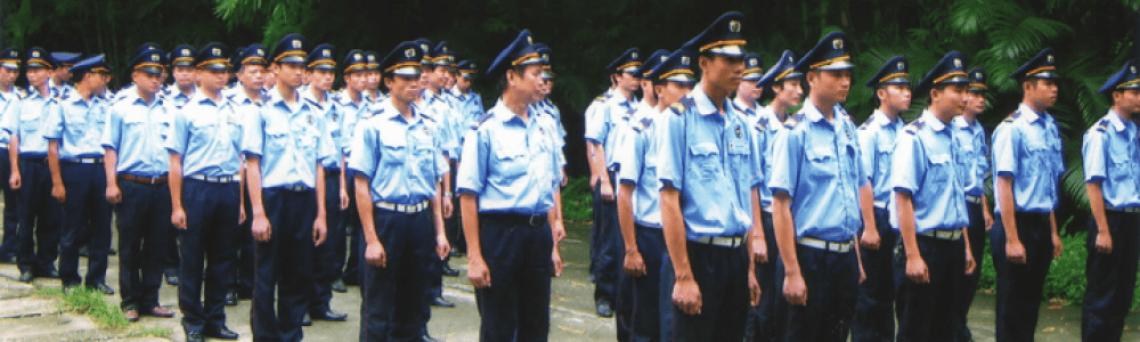 Công ty Bảo vệ Thăng Long 6