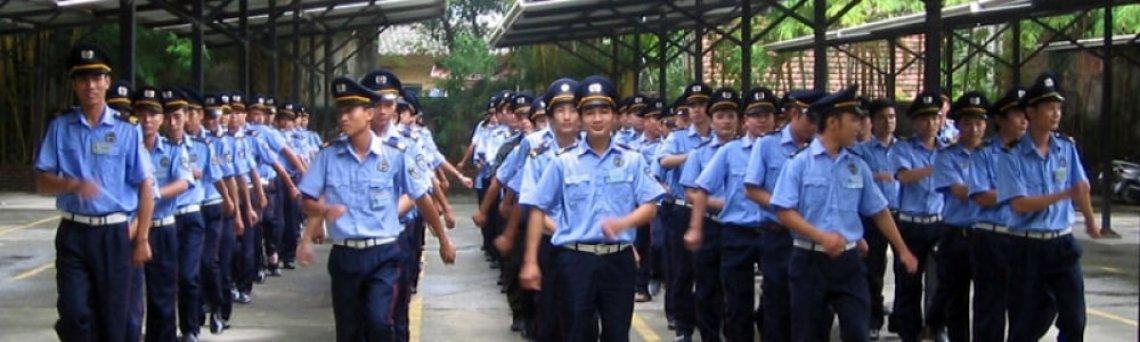Công ty Bảo vệ Thăng Long 5