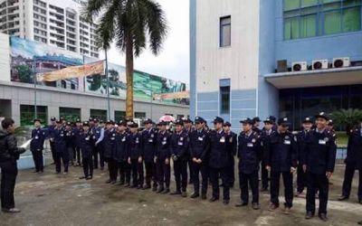 Đạo đức nghề nghiệp của nhân viên công ty bảo vệ Thăng Long