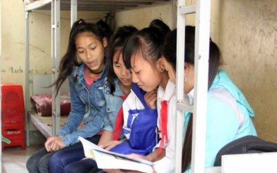 Học sinh trường nội trú vùng biên ở Nghệ An bất an trước tục cướp vợ