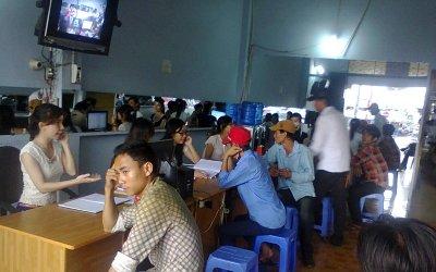 Cảnh giác với việc làm bảo vệ lương cao tại TPHCM