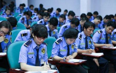 Quy trình đào tạo nhân viên bảo vệ nữ