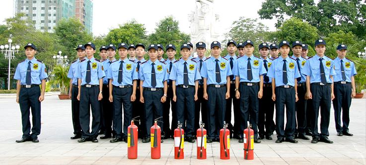 Dịch vụ bảo vệ an ninh của Công ty Thăng Long nơi giúp bạn luôn an toàn