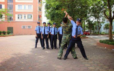 Cách đào tạo nhân viên bảo vệ chuyên nghiệp