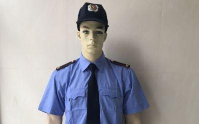Tại sao đồng phục bảo vệ chuyên nghiệp thường có màu xanh dương?
