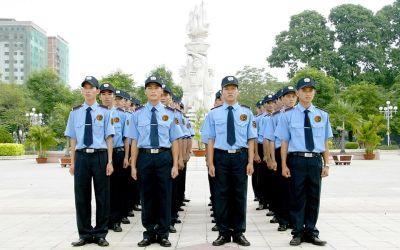 Nhân viên bảo vệ Thăng Long và những bài học kinh nghiệm